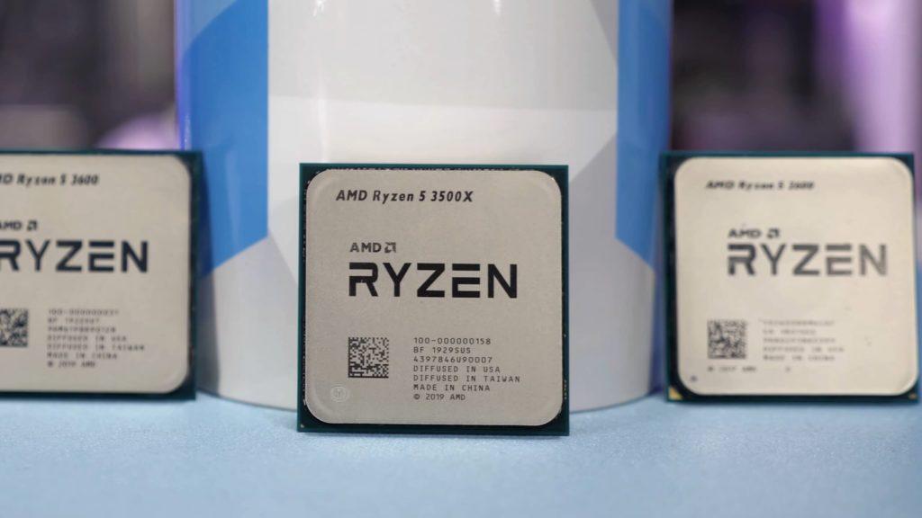 Ryzen 3500X