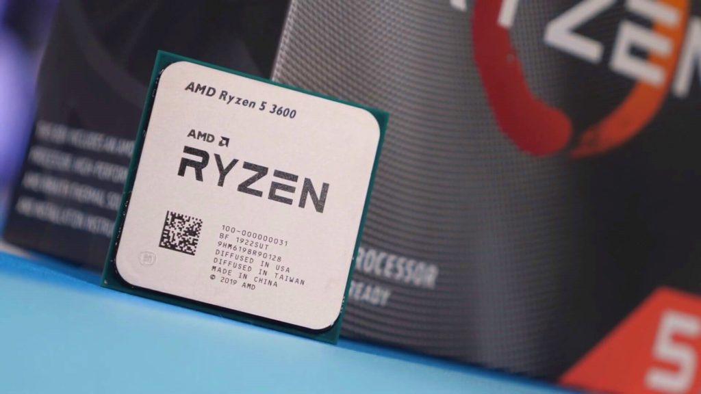 Обзор процессора AMD Ryzen 3500X