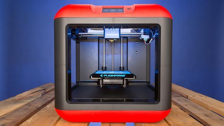 Closed Frame 3D print