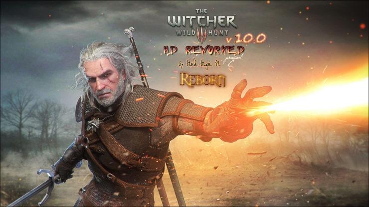 В новой версии The Witcher 3 HD Reworked Project 11.0 реализованы улучшенные текстуры в области Туссент