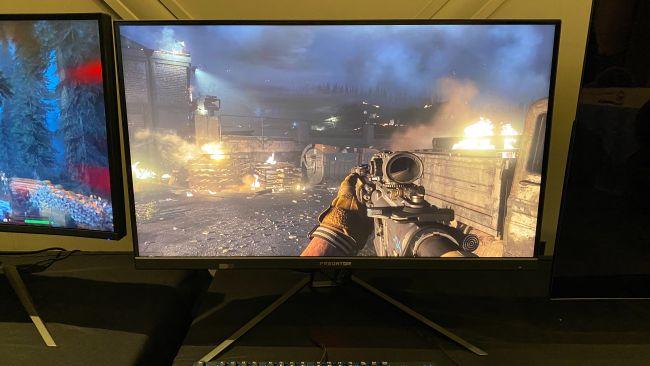 Acer представил игровой монитор Predator X32 Mini-LED, который выдает потрясающие 1,400 нит яркости с HDR