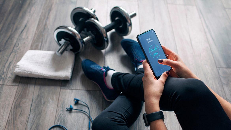 Лучшие фитнес-приложения 2021 года