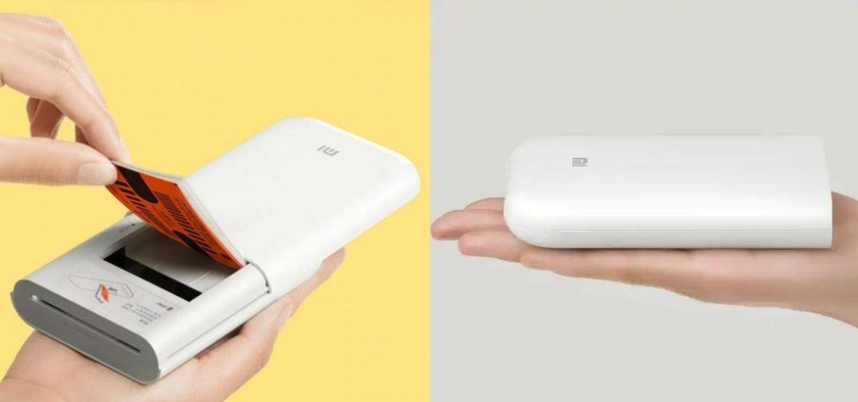 Xiaomi выпустили карманный фотопринтер всего за $ 63,99