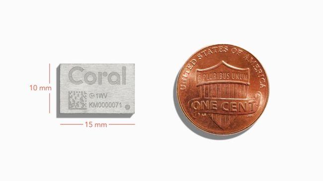 Google анонсировал два новых продукта Coral AI на 2020 год