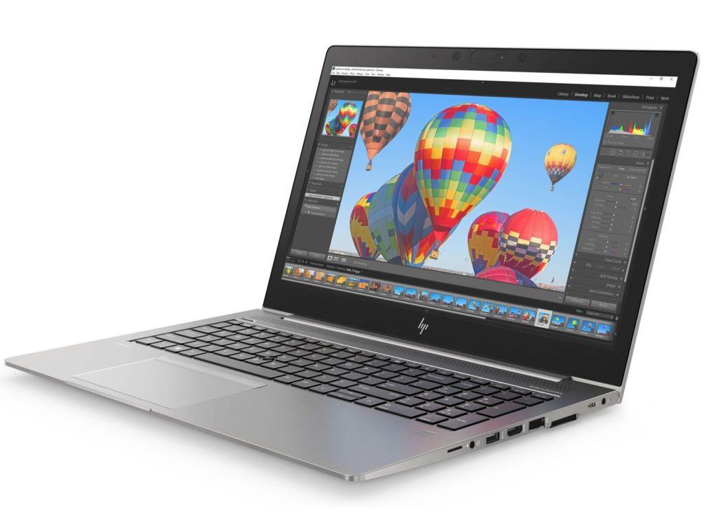 HP ZBook 15 G6