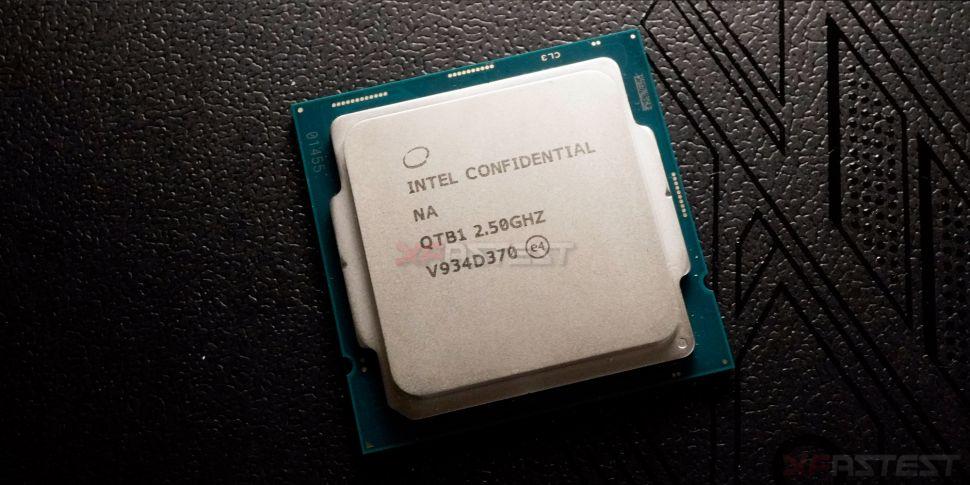 Процессоры 10-го поколения Intel Comet Lake появились на китайском сайте до релиза