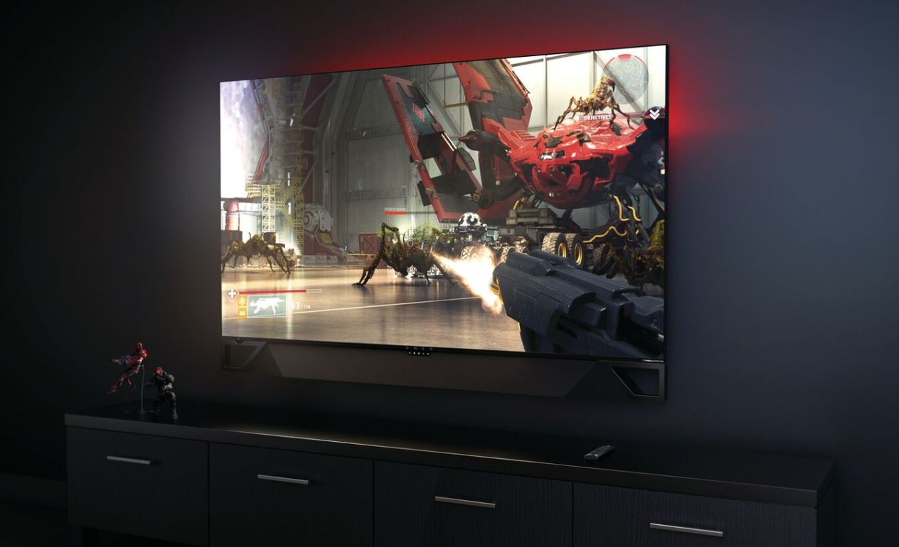HP Omen X Emperium 65 Big Format Gaming Display