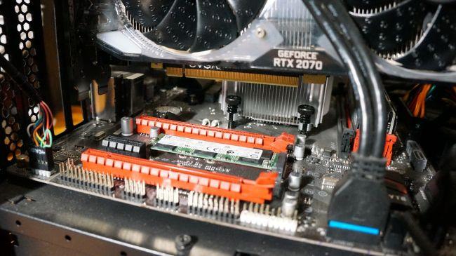 Слоты PCIe