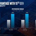 Intel официально представила 10-е поколение мобильных процессоров Comet Lake H