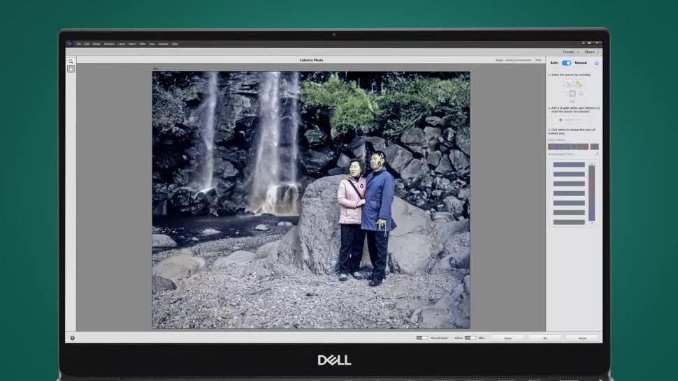 Как сделать цветными старые чёрно-белые фотографии при помощи приложений на смартфоне или Photoshop