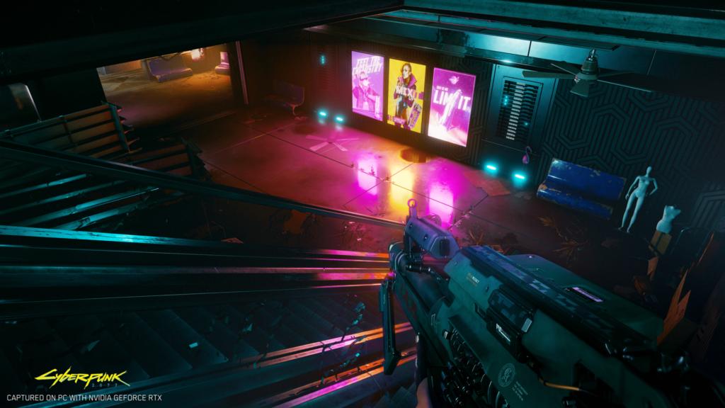 Всё, что известно о Cyberpunk 2077