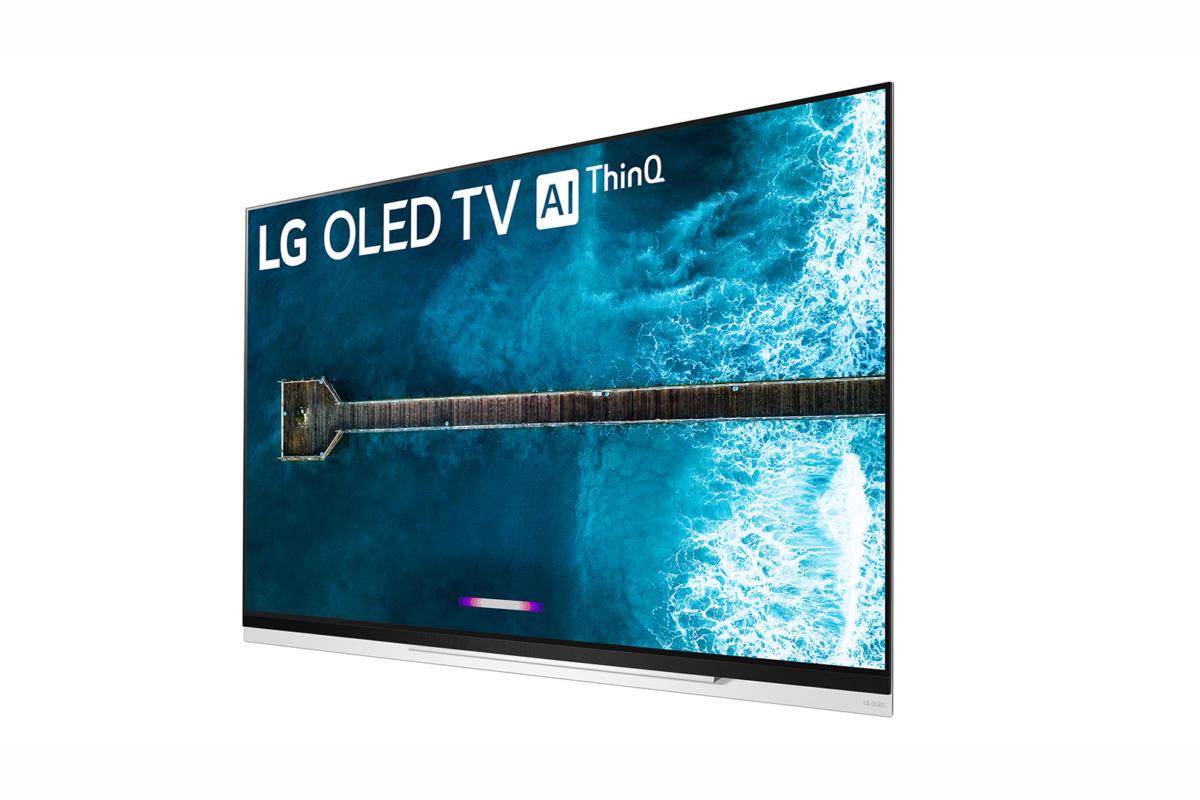 LG OLED65E9PUA 4K UHD TV
