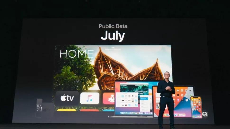 Желающие могут получить бета-версии iOS 14, iPadOS 14 и macOS 11