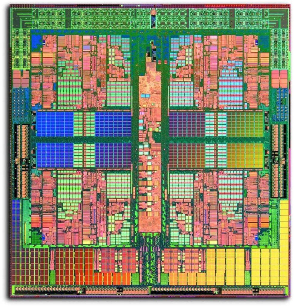 Взлёты, падения и возрождение AMD