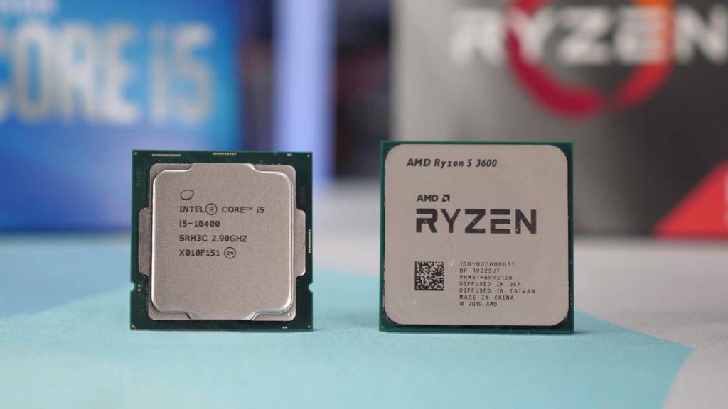 Сравнение процессоров Intel Core i3, Core i5, Core i7 и Core i9 10-го поколения