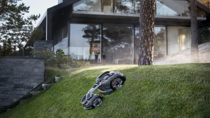 Лучшие роботы-газонокосилки 2020 года