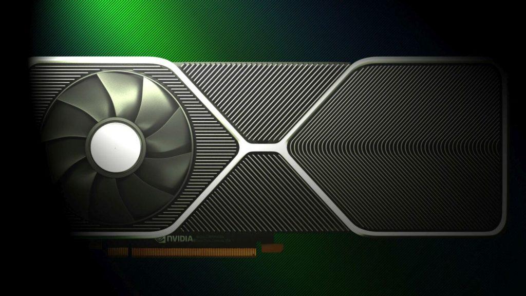 Частота карты Nvidia GeForce RTX 3080 Ampere достигает 2,1 ГГц