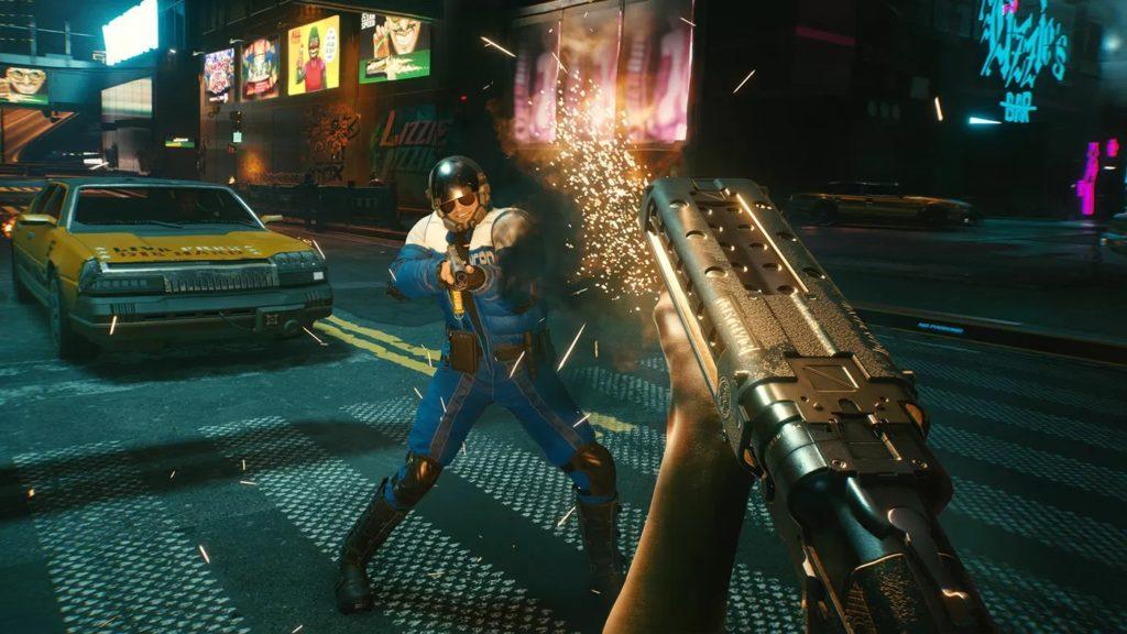 CD Projekt Red показывает оружие и систему Lifepath в игре Cyberpunk 2077