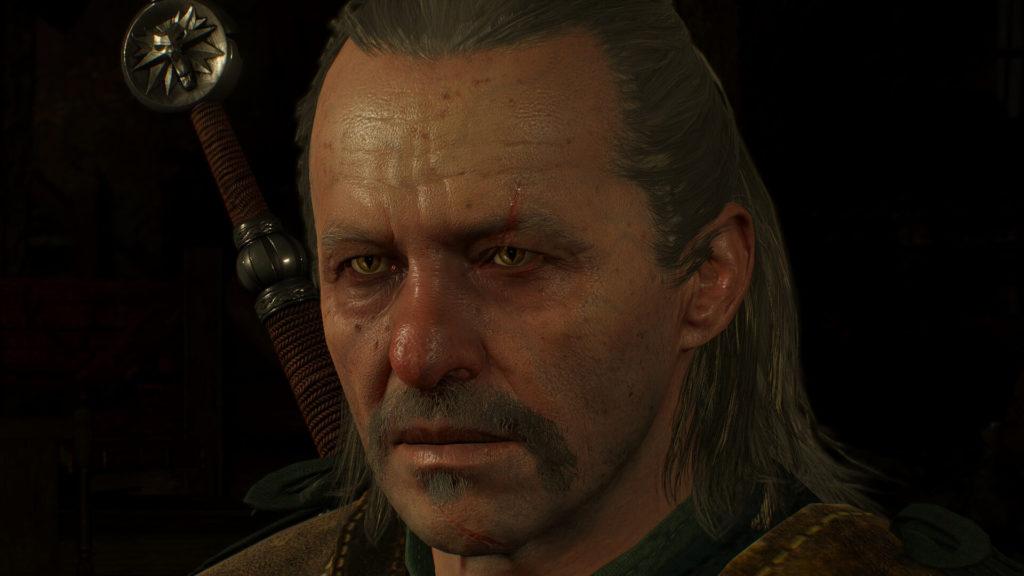 Мод для Ведьмак3 улучшает текстуры лиц всех персонажей Каэр Морхен до 4K