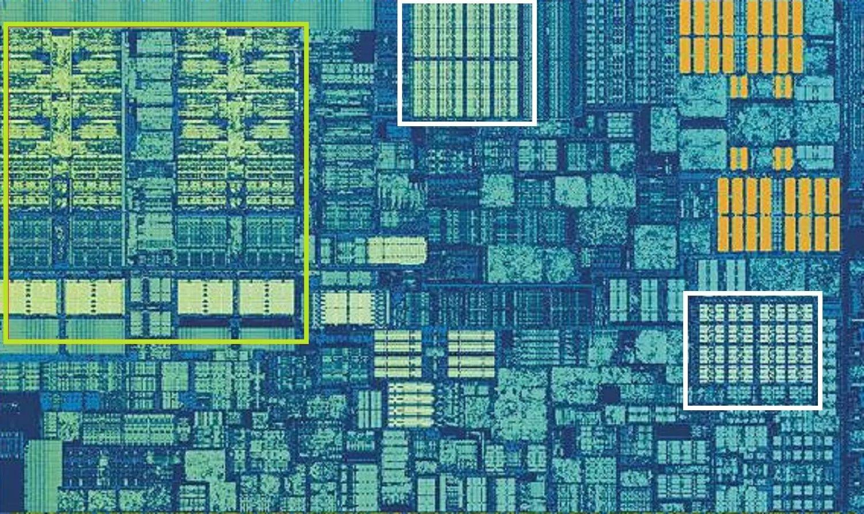 Ядро процессора Intel Skylake