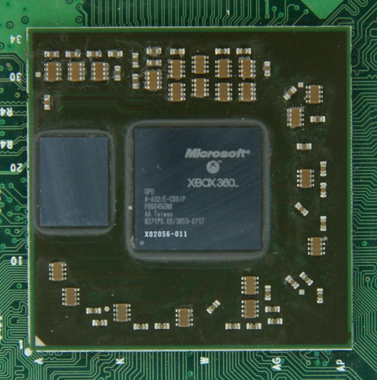 Процессор Xbox 360