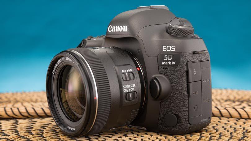 Canon EOS 5D mark4