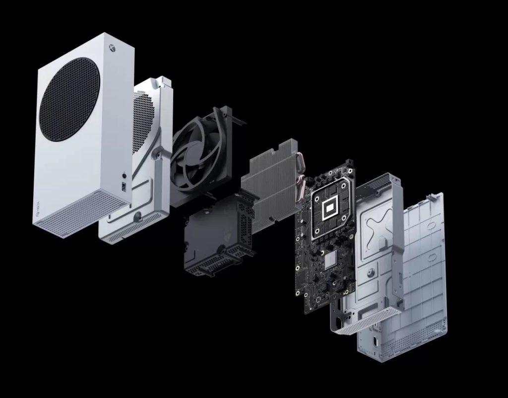 Сравнение спецификаций Xbox Series S и Series X
