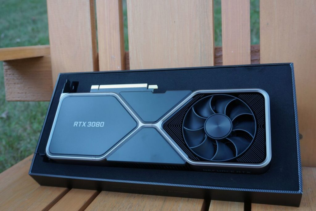 5 фактов о видеокарте Nvidia GeForce RTX 3080