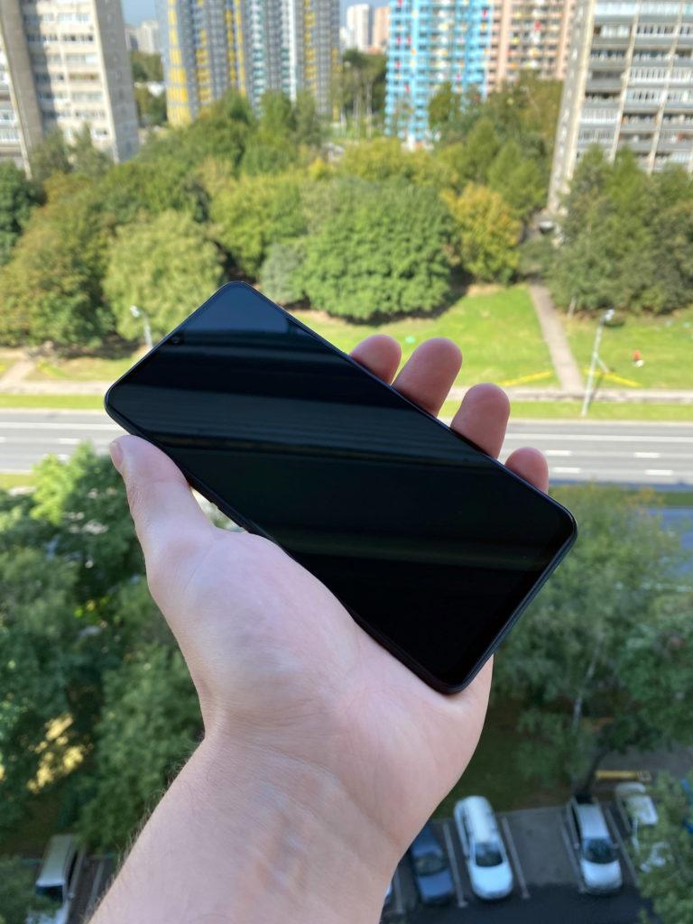 Обзор смартфона OPPO A91