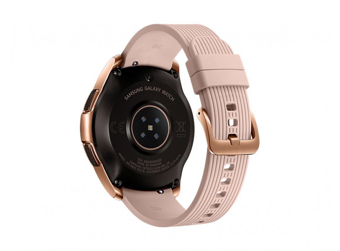 Смарт-часы Samsung Watch вид изнутри