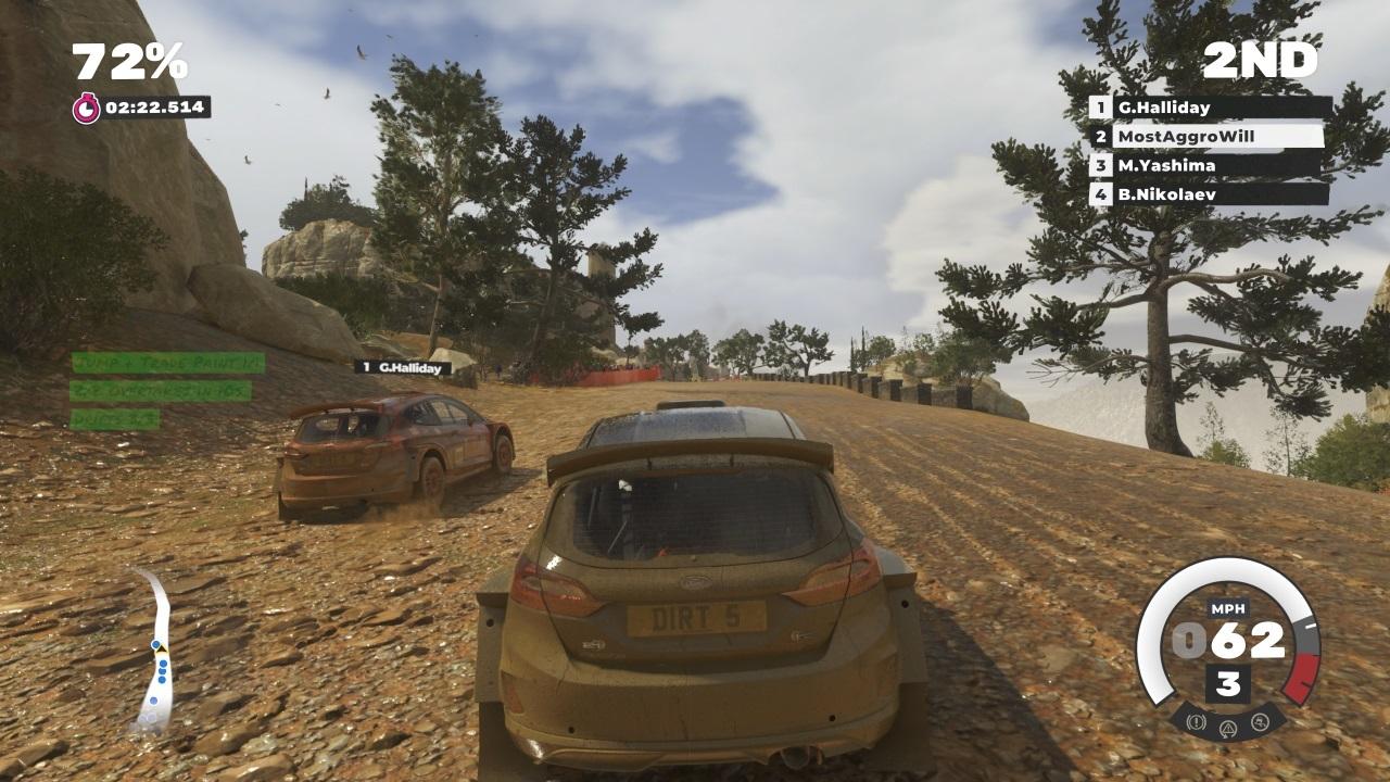 Dirt 5 game