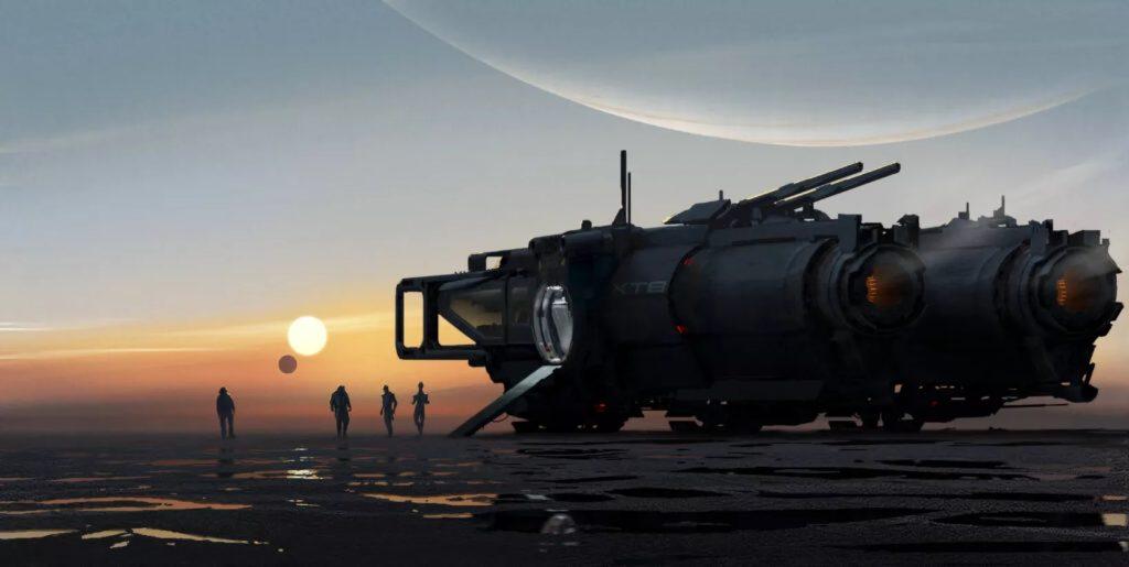 Ремастер оригинальной трилогии Mass Effect Legendary Edition выпустят в 2021 году