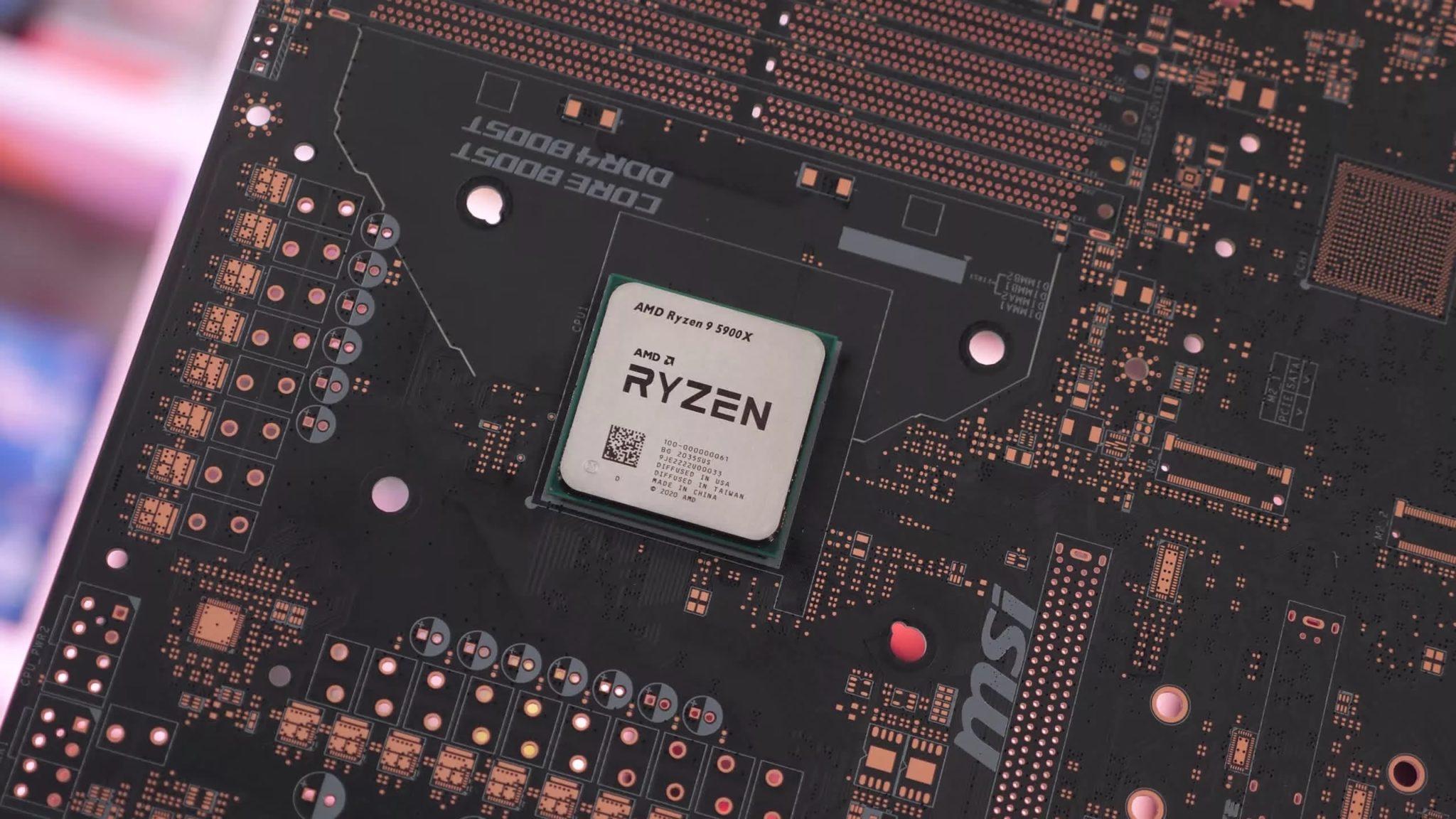 Процессор Ryzen