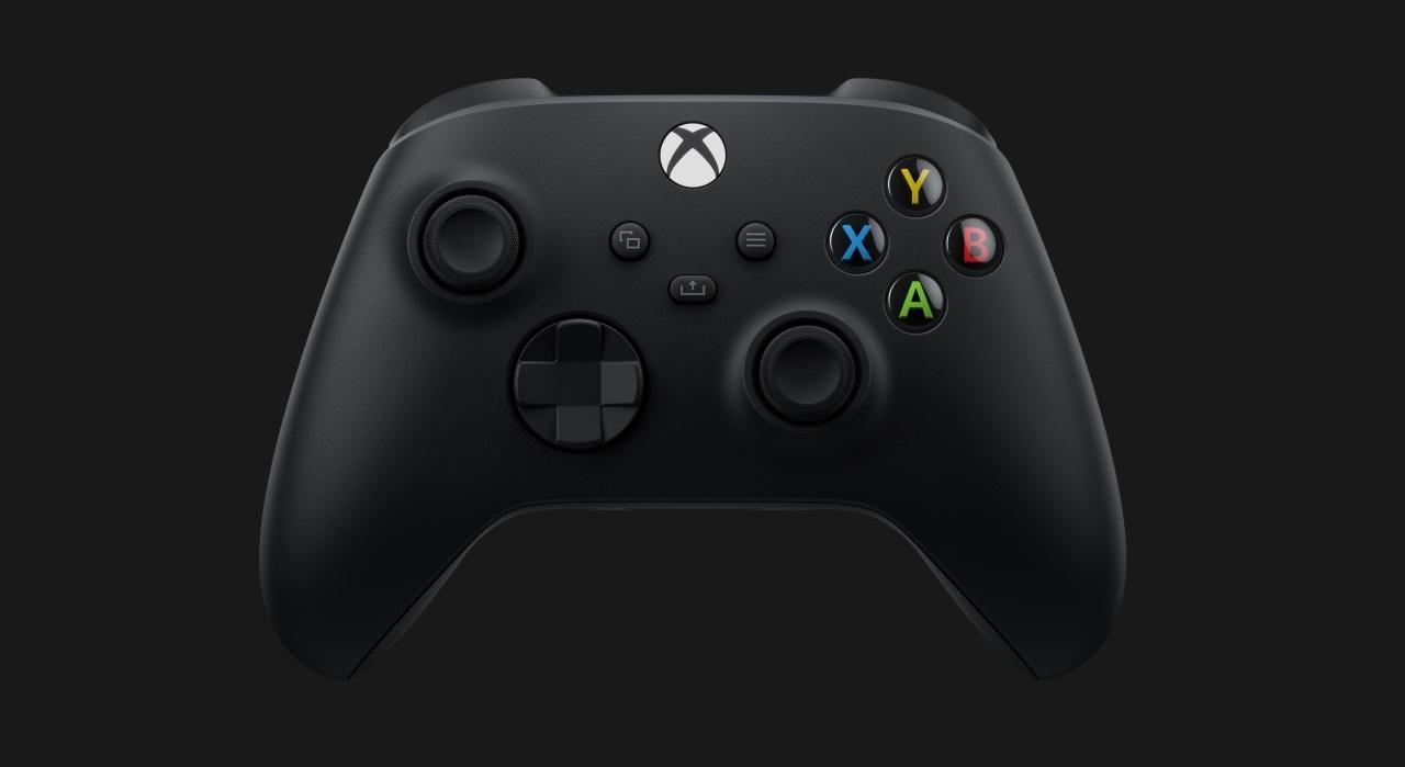 Геймпад Microsoft Xbox Series X