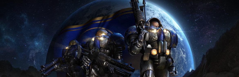 Терраны из Starcraft