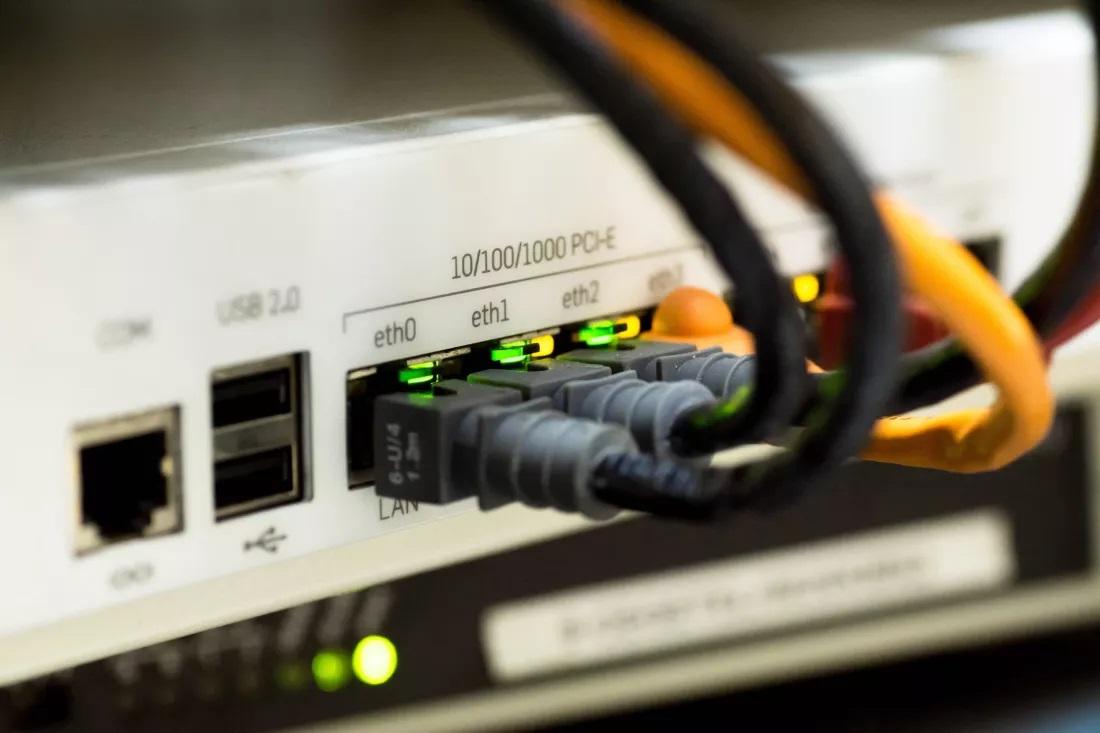 Порты Ethernet