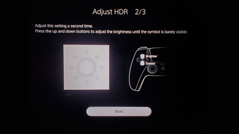 Калибровка HDR