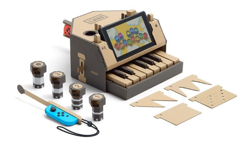 Nintendo Labo Toy-Con 01 Variety Kit