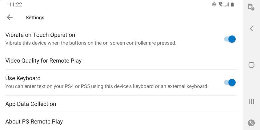 C PlayStation 5 на смартфон и планшет