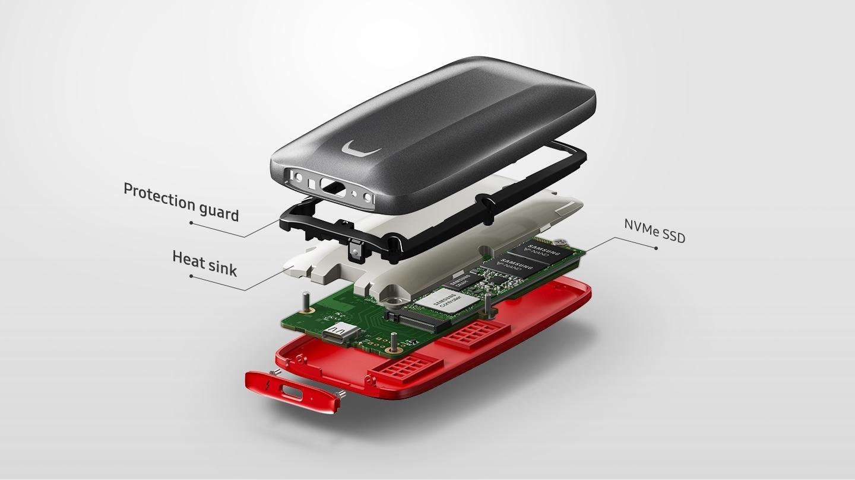 portable ssd inside