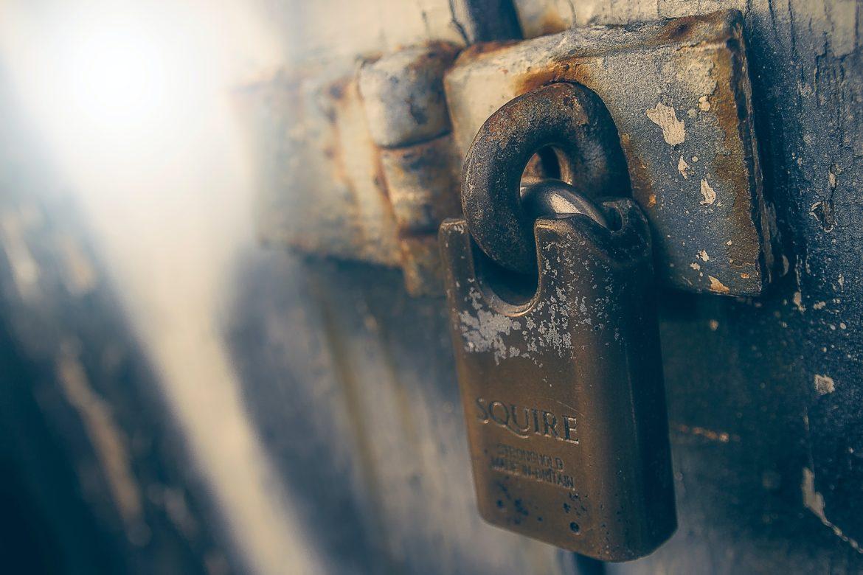 big lock