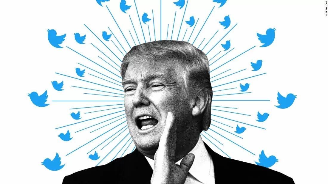 Трамп и Твиттер