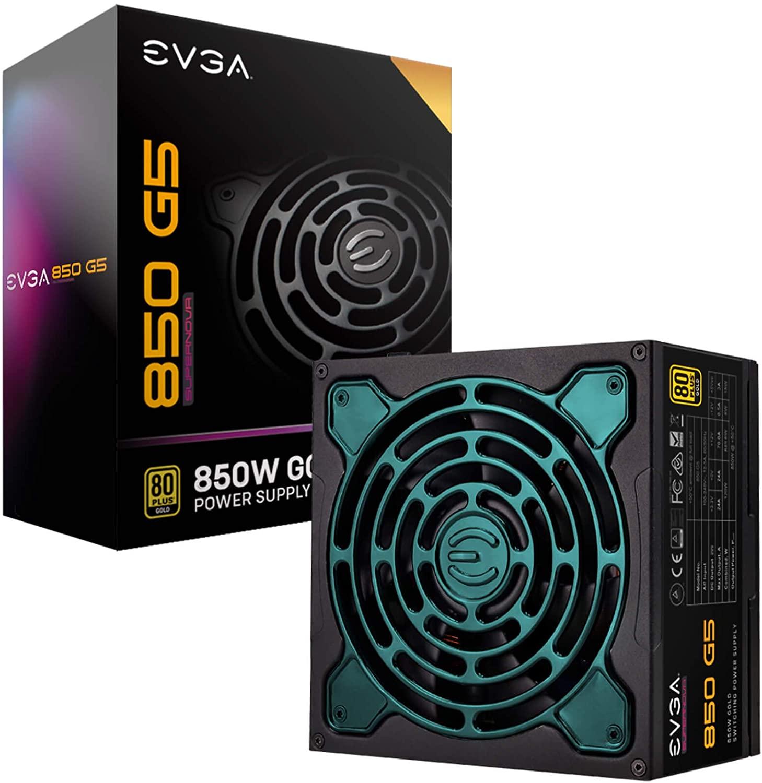 EVGA SuperNOVA 850 G5