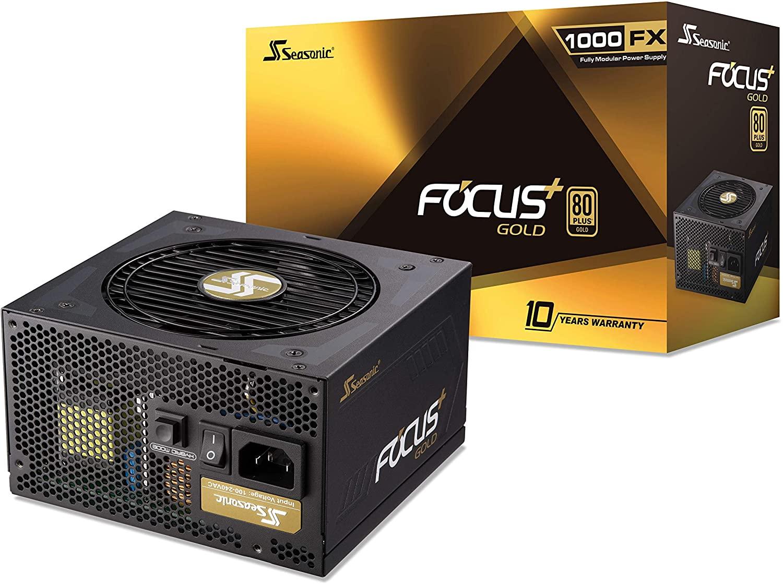 Seasonic FOCUS Plus 1000 Gold