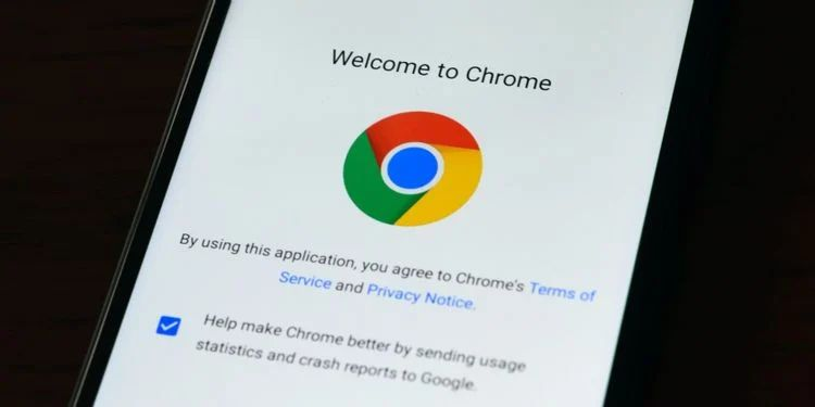Chrome на смартфонах