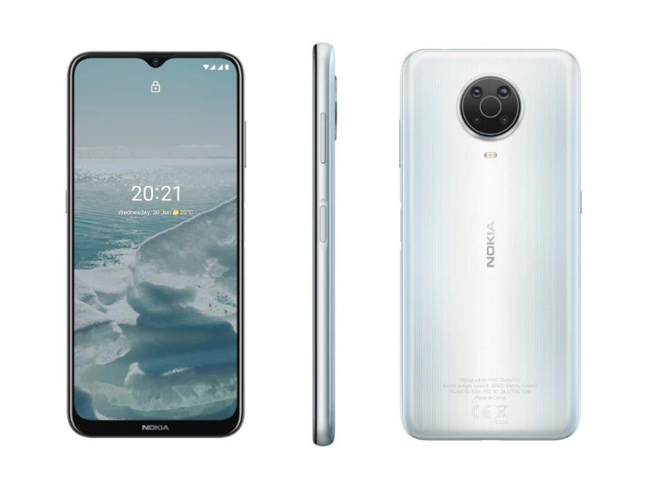 Nokia G10 и Nokia G20