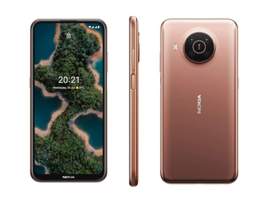 Nokia X10 и Nokia X20