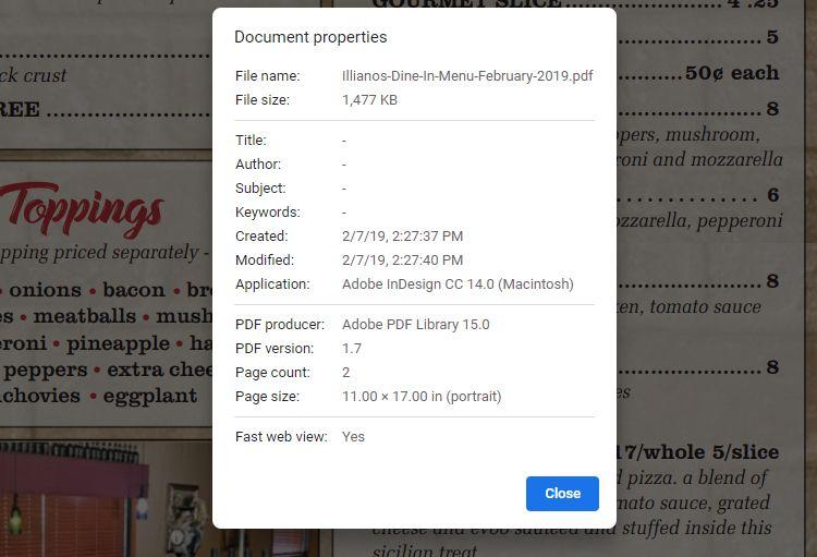 Улучшенный просмотр PDF