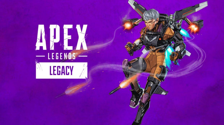 Крупное обновление и новый сезон в Apex Legends