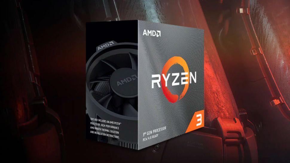 AMD Ryzen 3 3100X